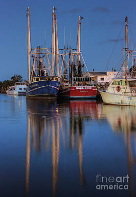 Symi Photograph - Reflections Of Tarpon Springs by Scott Moore