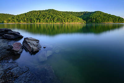 Photograph - Reflections Of Tranquility by Michael Scott
