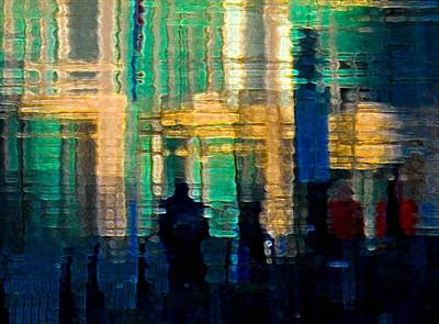 Photograph - Reflections Of Vancouver by Bill Kellett