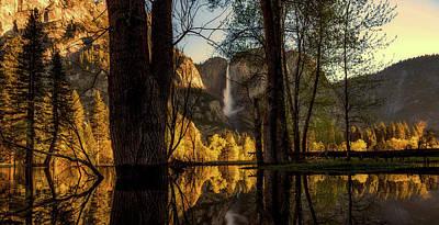 Photograph - Reflections Of Yosemite by Unsplash