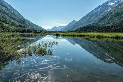 Photograph - Reflections On Tern Lake by Belinda Greb