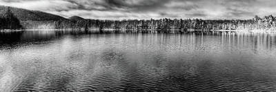 Panorama Photograph - Reflections On West Lake by David Patterson