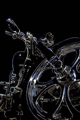 Digital Art - Reflections by Ricky Barnard