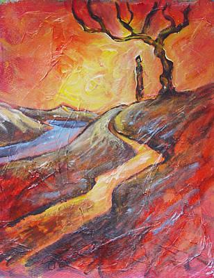 Reflections Art Print by Sara Zimmerman