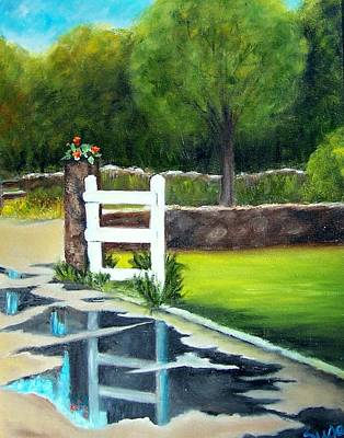 Painting - Reflections by Susan Dehlinger