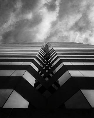 Photograph - Reflective Angles by Scott Meyer