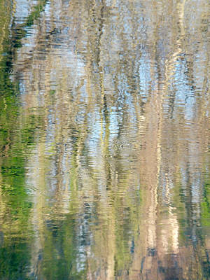 Photograph - Reflet Rhodanien Pastel 3 by Marc Philippe Joly
