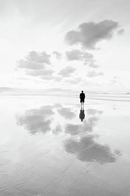 Photograph - Reflexions by Mikel Martinez de Osaba