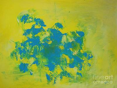 Painting - Refreshing 2 by Preethi Mathialagan