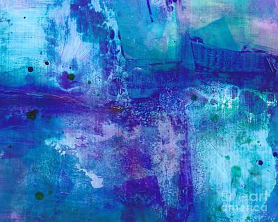 Painting - Refreshing Break by Louise Lamirande