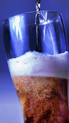 Photograph - Refreshing Irish Red Ale by Ron Grafe