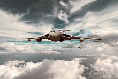 Refuelling The Buccs Art Print by J Biggadike