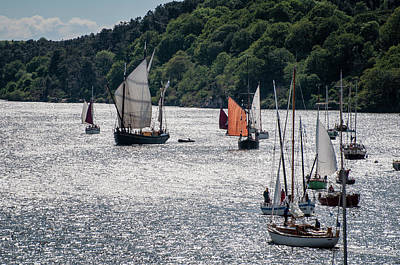 Photograph - Regatta Time by Geoff Smith