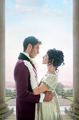 Regency Romance Art Print