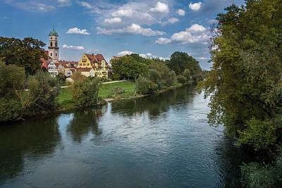 Photograph - Regensburg by Laura Macky