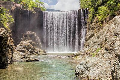 Photograph - Reggae Falls by Stuart Wilson