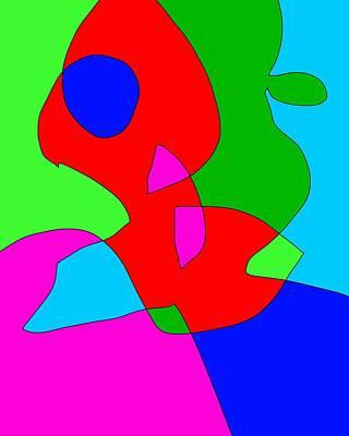 Digital Art - Reginalds Resolve by Jeff Gater