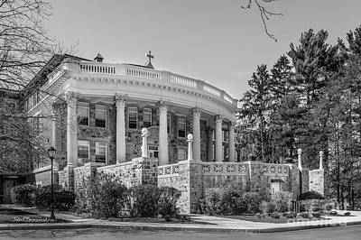 Photograph - Regis College  by University Icons