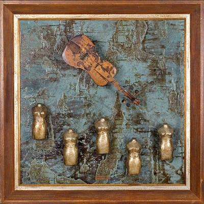 Art Sculpture - Rehearsal by Benjamin Bullins