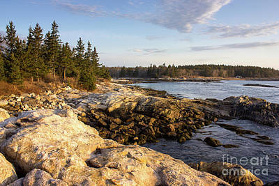 Mid-coast Maine Photograph - Reid State Park #2 by Benjamin Williamson