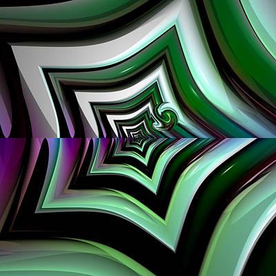 Digital Art - Reimbuster by Andrew Kotlinski