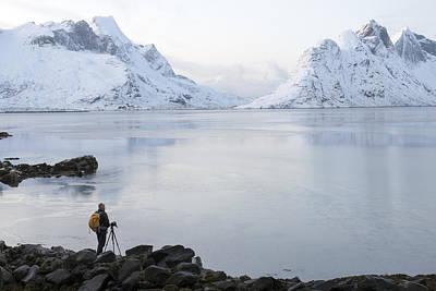 Photograph - Reine, Lofoten 10 by Dubi Roman
