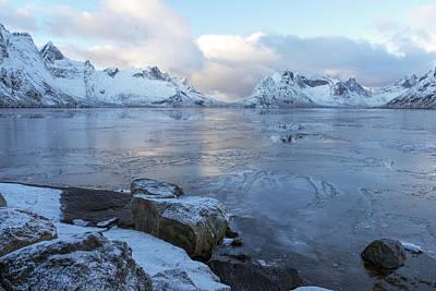 Photograph - Reine, Lofoten 12 by Dubi Roman