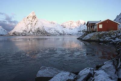 Photograph - Reine, Lofoten 2 by Dubi Roman