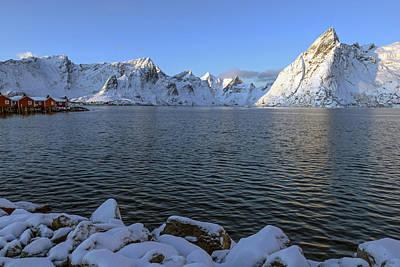 Photograph - Reine, Lofoten 3 by Dubi Roman