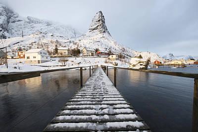 Photograph - Reine, Lofoten 8 by Dubi Roman