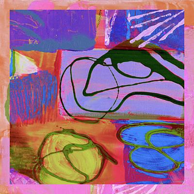 Digital Art - Reiteration by Scott Steelman