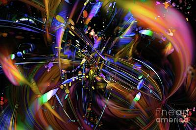 Digital Art - Rejoice by Margie Chapman