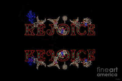 Photograph - Rejoice Reflections by Jennifer White