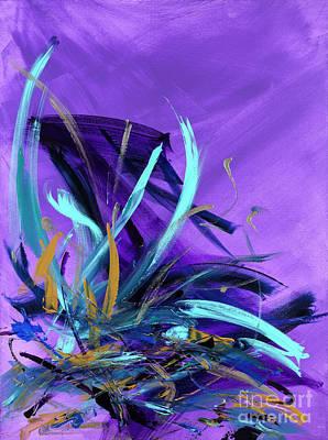 Painting - Rejuvenate by Amy Yosmali