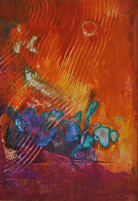Painting - Rekindle The Passion by Kate Word