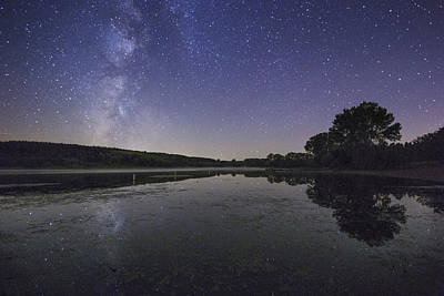 Photograph - Relax And Look At The Stars by Aaron J Groen