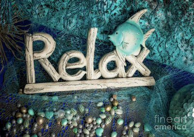 Relax  Original by Chellie Bock