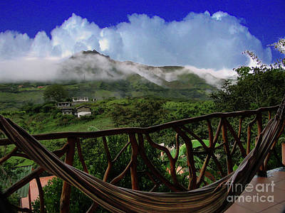 Photograph - Relax In Vilcabamba by Al Bourassa