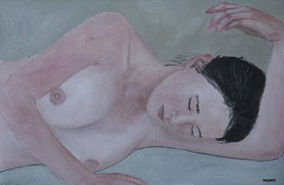 Painting - Relax by Masami Iida
