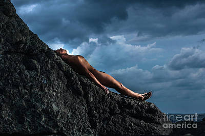 Nudeart Photograph - Relaxation by Ivan Banchev