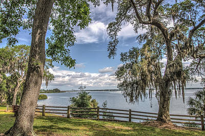 Photograph - Relaxing Spot by Jane Luxton