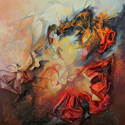 Painting - Release Your Inhibitions by Thyra Moore