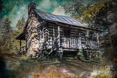 Photograph - Relic by Larry McMahon