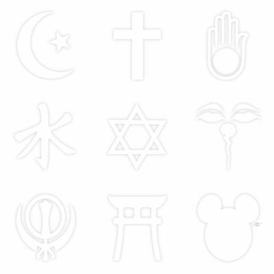 Religions? Take A Closer Look 1 Art Print by Tony Rubino