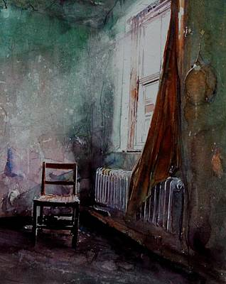 Painting - Remains Of The Day by David  Poxon