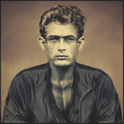 Remember James Dean II Original by Daniel Arrhakis
