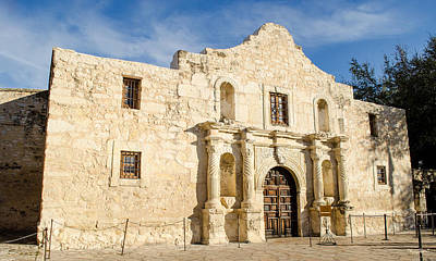 Photograph - Remember The Alamo by Shanna Hyatt