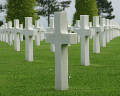 Photograph - Remember The Fallen by Brandy Herren
