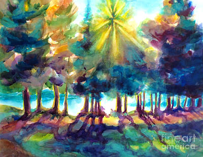 Painting - Remember The Son by Kathy Braud