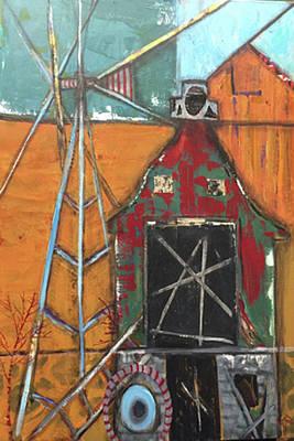Painting - Remembering by Judith Visker